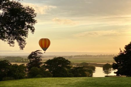 Hot Air Balloon TAS