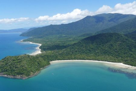 Cape Trib Heli Tour