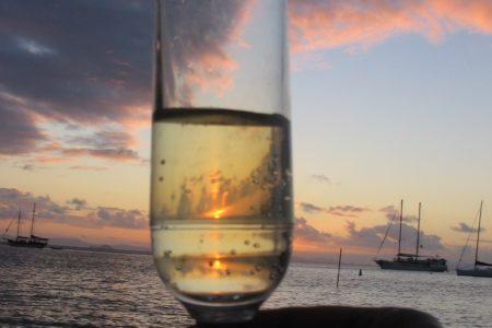 Champagne Sunset Sail Darwin