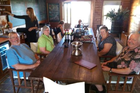 Limo Winery Tour