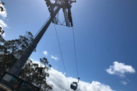 Mornington Peninsula chair lift
