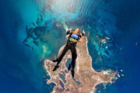 Rottnest Island Skydive