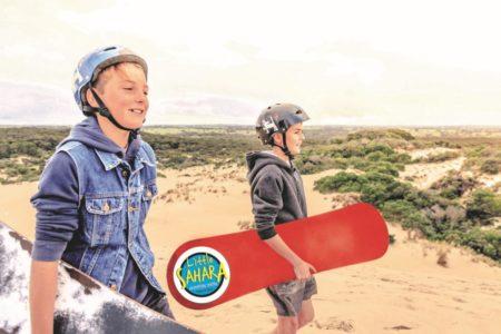 Sandboarding SA
