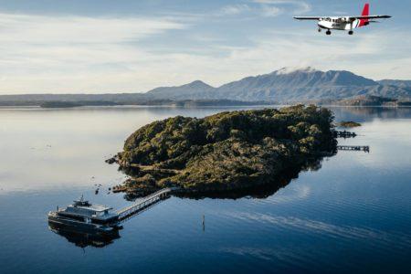 West coast TAS scenic flight