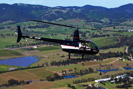 helicopter-hunter-valley