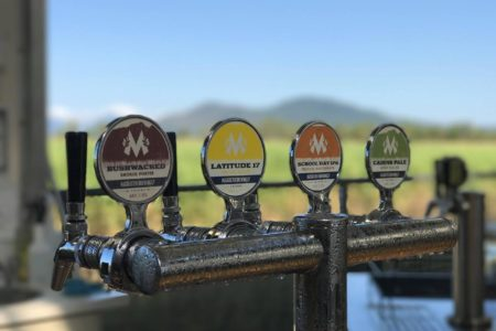Brewery tour Cairns