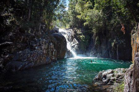 Waterfalls Airlie Beach