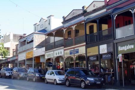 Byron Bay Street