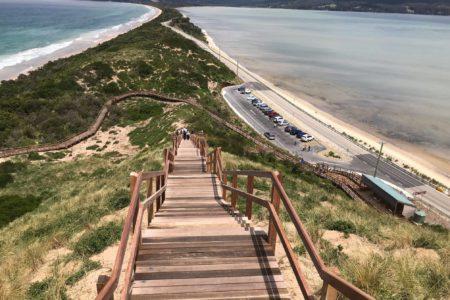 Bruny Island Stairs