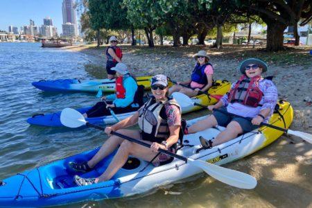 Kayak_Ladies