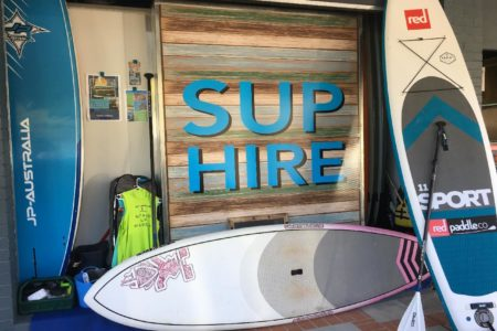 SUP hire