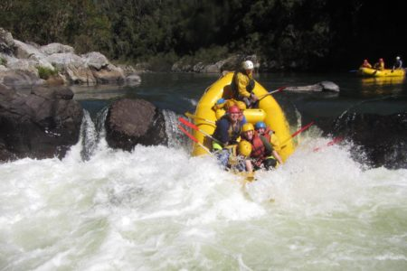 white water rafting coffs harbour