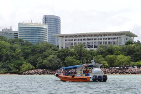 Darwin Harbour Highlights Cruise