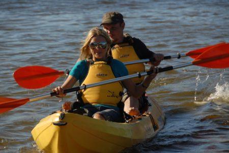 Double Kayak Kangaroo Island