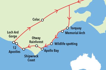Great Ocean Road Experience