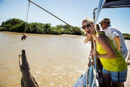 Jumping Crocodile Tour