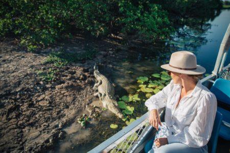 Jumping Crocodile Tour from Darwin