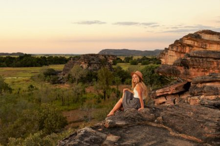 Kakadu Wilderness Escape from Darwin + Croc Cruise