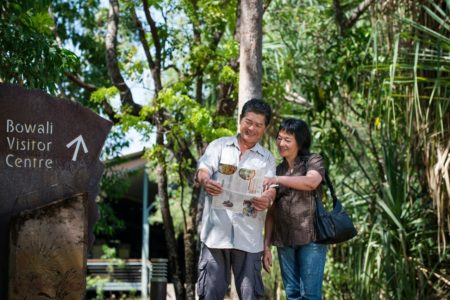 Kakadu Wildlife Rock Art Tour + Croc Cruise