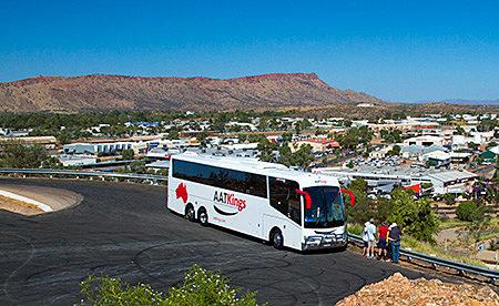Kings Canyon Resort to Alice Springs Transfer