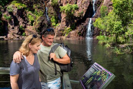 Litchfield National Park from Darwin + Croc Cruise
