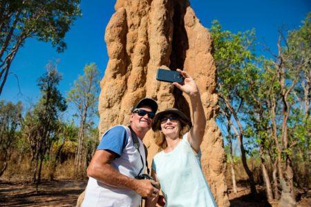 Litchfield Waterfalls Wildlife Tour + Croc Cruise