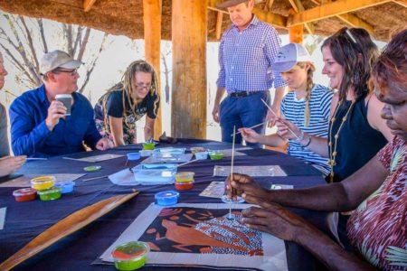 Uluru Aboriginal Art & Cultural Experience