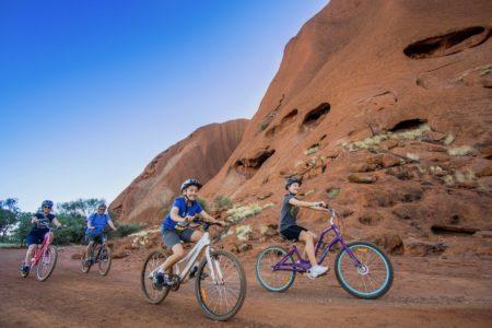 Uluru Bike Ride
