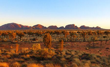 Uluru Sunrise & Kata Tjuta