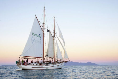 Airlie Beach Fly & Sail Package