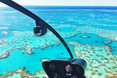 Airlie Beach Reef Scenic Heli Tour