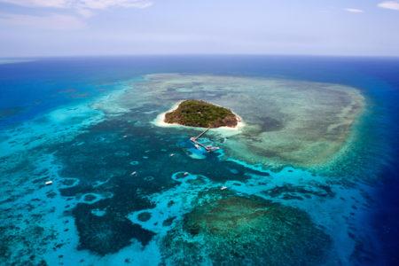 Fly & Cruise Green Island