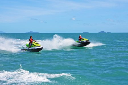 Fly & Jet Ski Package Airlie Beach