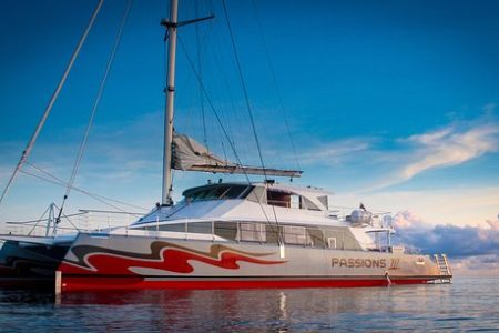 Fly & Sail Cairns Reef Package